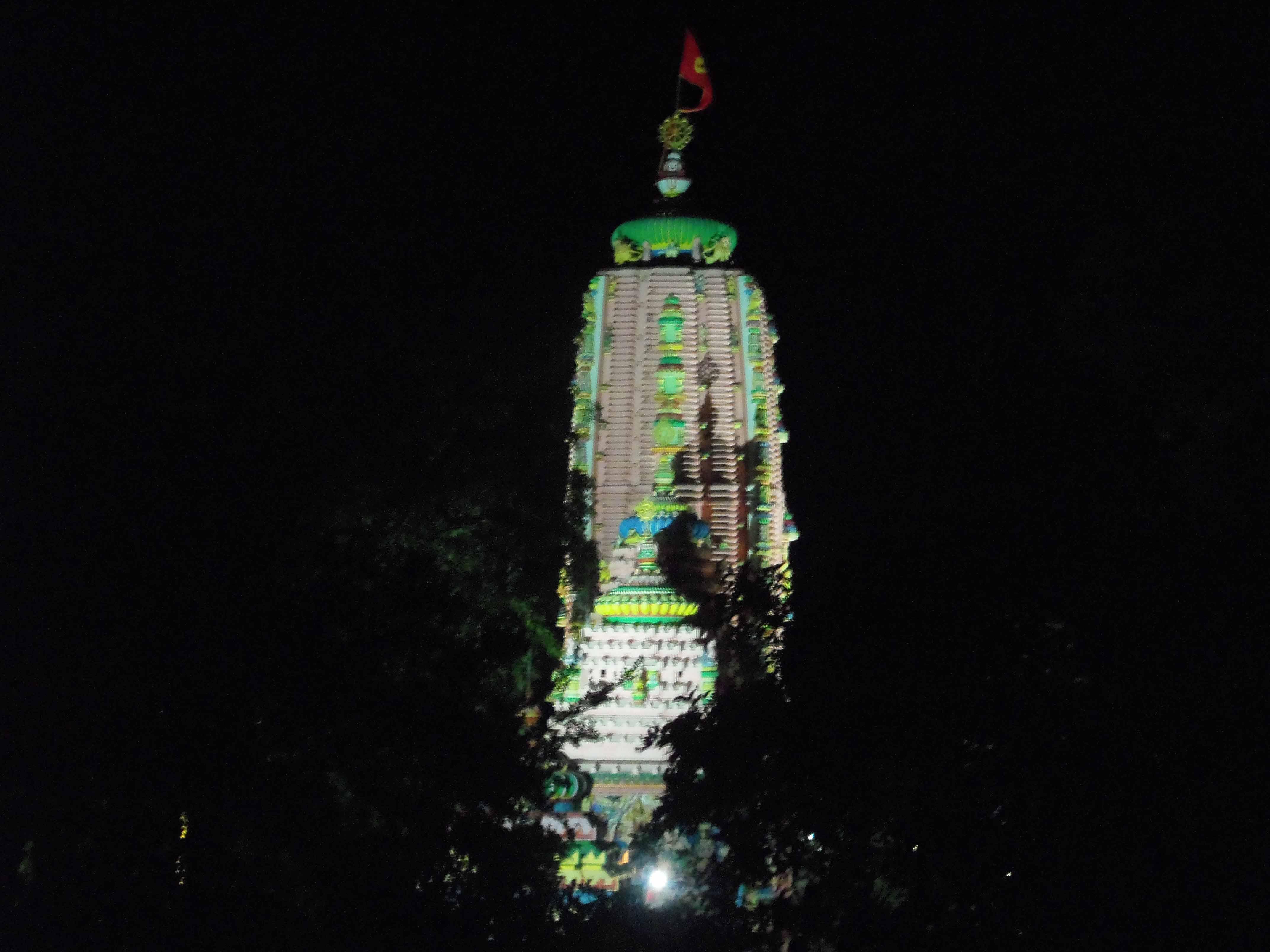 Sri Jagannath Temple, Garoi, jagatsinghpur
